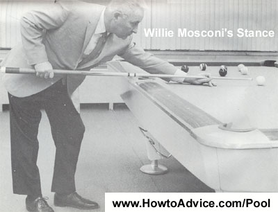 Click Here To Buy Willie Mosconi's Book